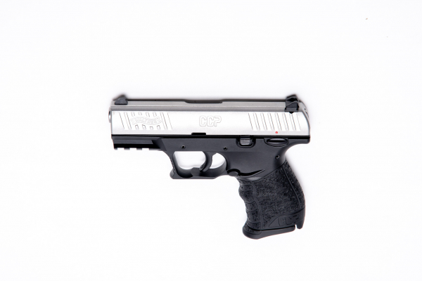 Pistole Walther CCP stainless