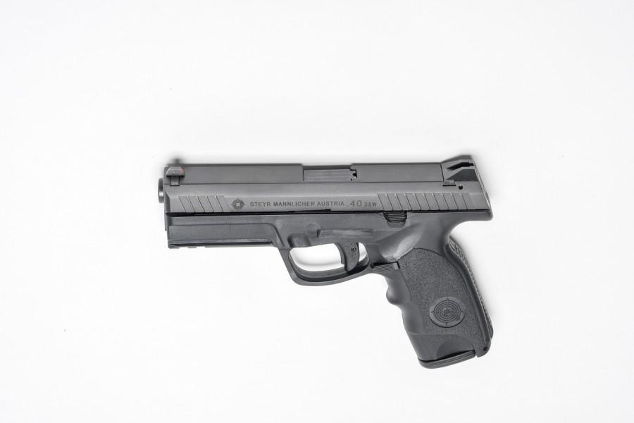 Pistole Steyr L40-A1
