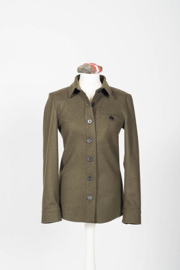 Jagaloden Damen Outdoor-Hemd Berta