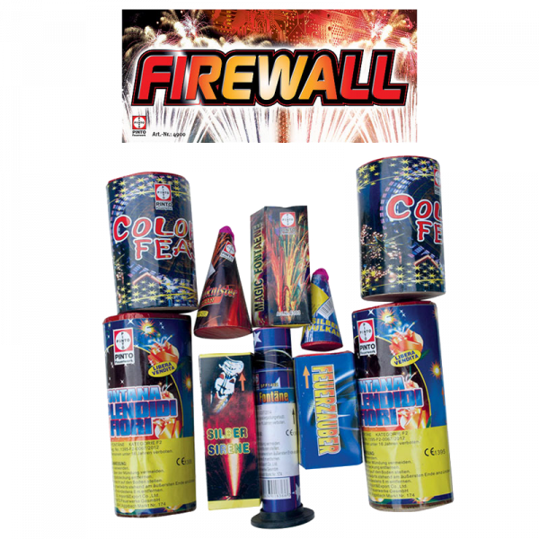 Fontänensortiment Firewall