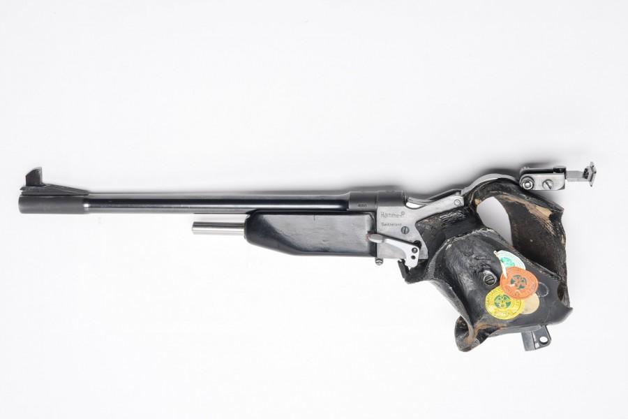 Pistole Hämmerli Einzellader