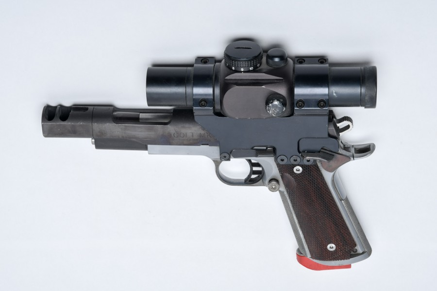 Pistole Colt Government