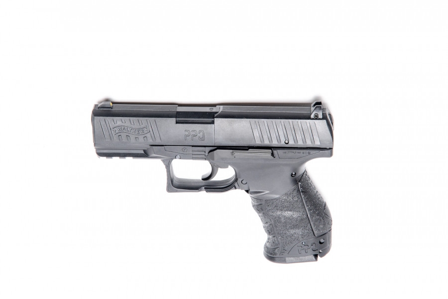 Walther CO² Pistole PPQ schwarz 4,5mm