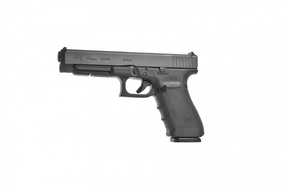 Pistole Glock 41 Generation 4 MOS