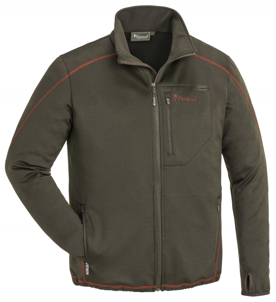 Pinewood Fleecejacke Sweater Frazer