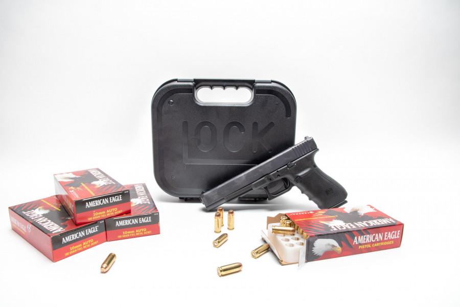 Pistole Glock 40 Generation 4 MOS