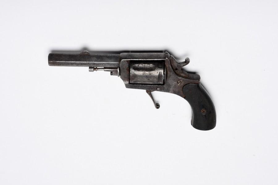 Revolver Le Page Mod. Alige