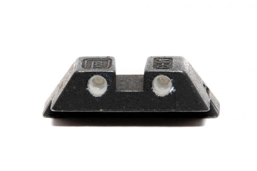 Kimme Glock Stahl selbstleuchtend 6,9mm