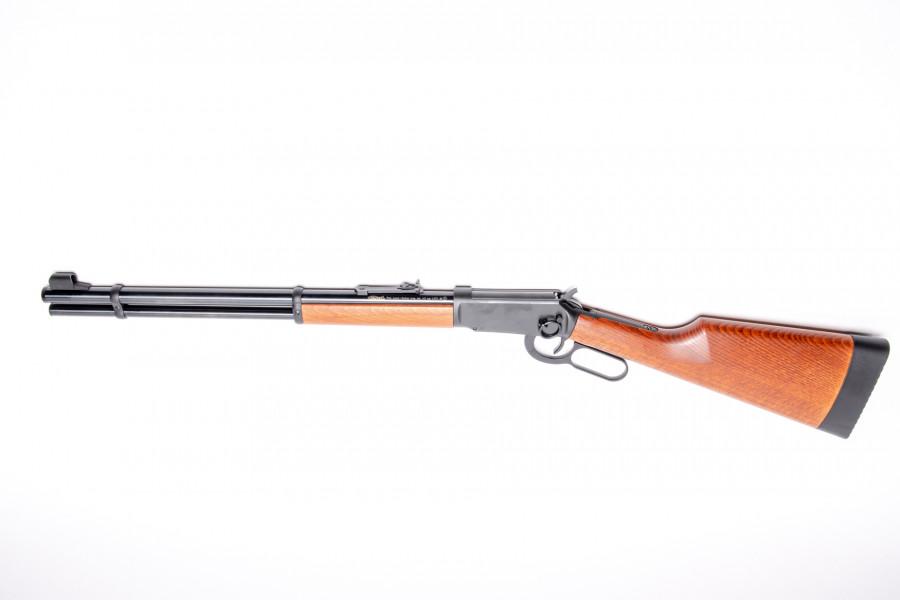 Walther CO² Gewehr Lever Action brüniert 4,5mm