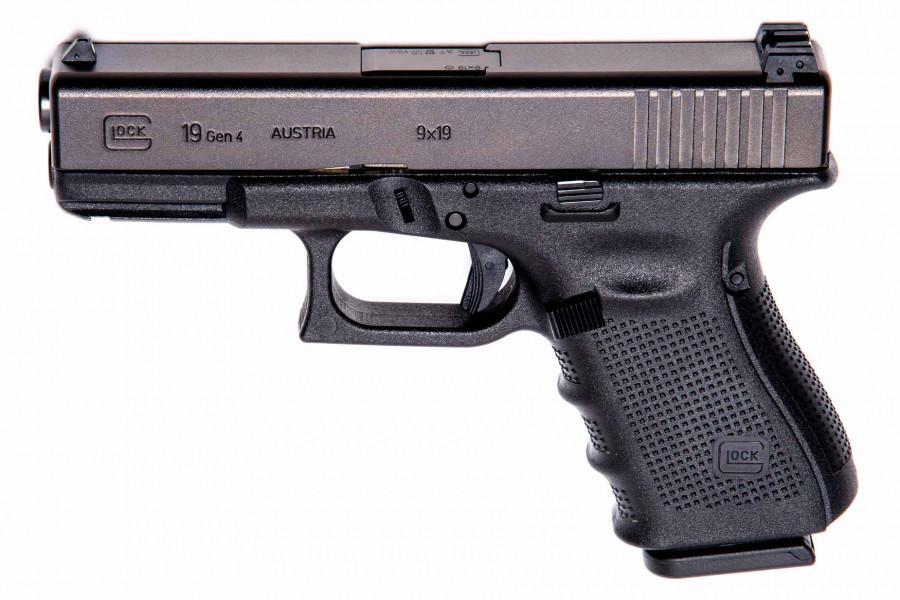 Pistole Glock 19 Gen 4