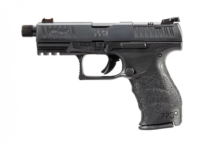 Walther PPQ Q4 TAC Gewindelauf
