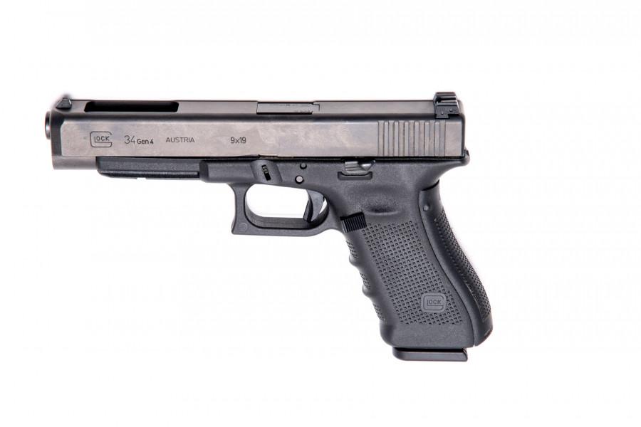 Pistole Glock 34 Gen 4