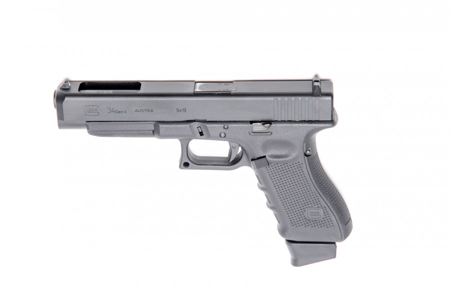 Glock Airsoftpistole CO² 34 Gen.4 1J 6mm BlowBack