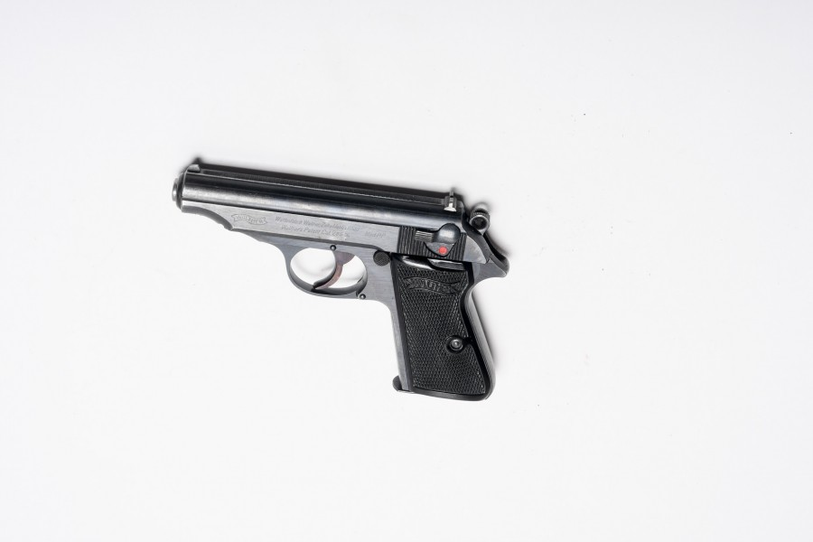 Pistole Walther PP
