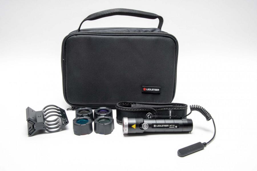 Led Lenser Taschenlampe MT10 Set