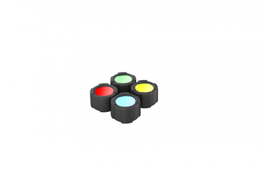 Led Lenser Farbfilterset MT14