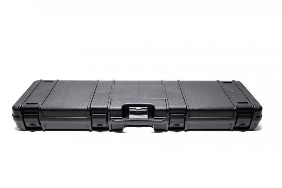Stil Crin Gewehrkoffer Kunststoff verstärkt 117,5 x 19 x 12 cm