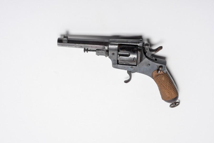 Revolver M1889A Italienischer UO Ordonnanzrevolver