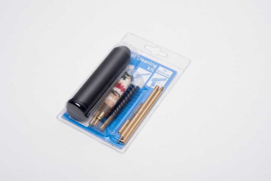Putzgarnitur 9 mm Set im Griff