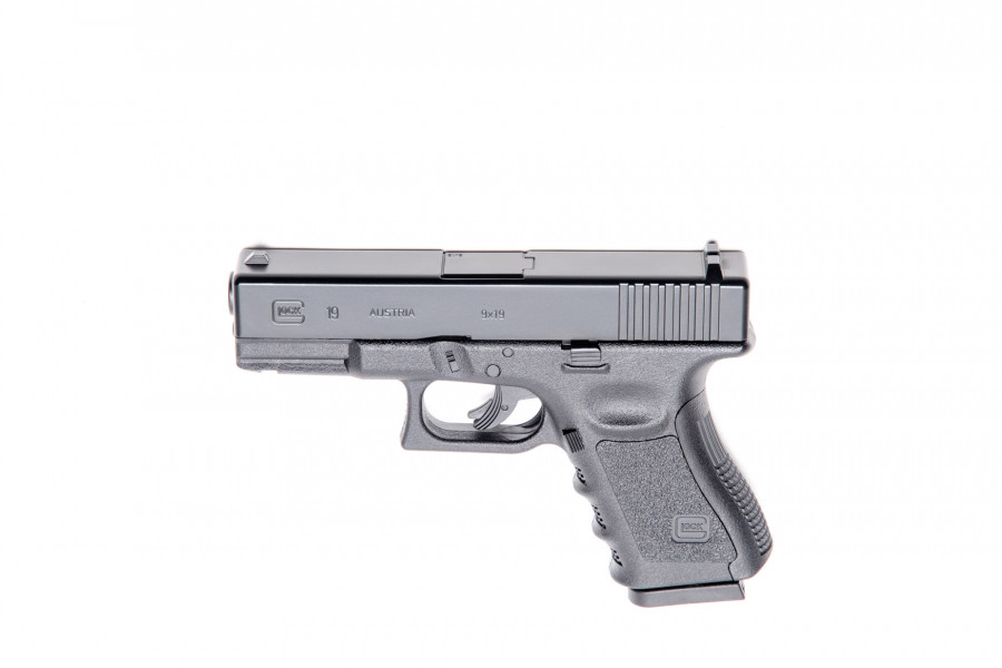 Glock Airsoftpistole CO² 19 Gen 3 2J 6mm