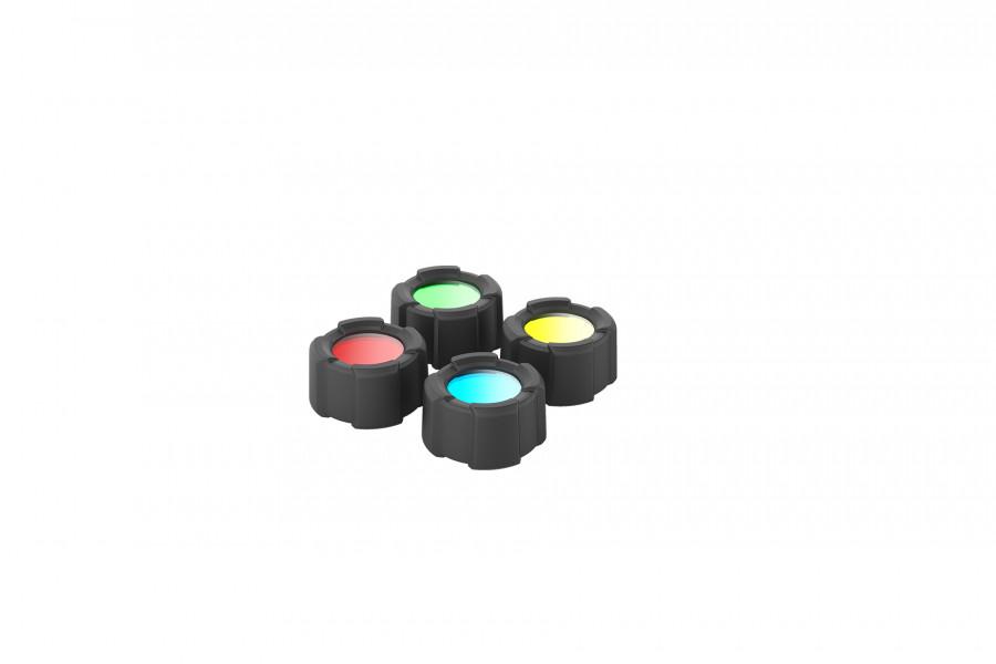 Led Lenser Farbfilterset MT10