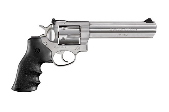 "Ruger GP 100 6"" Zoll stainless"