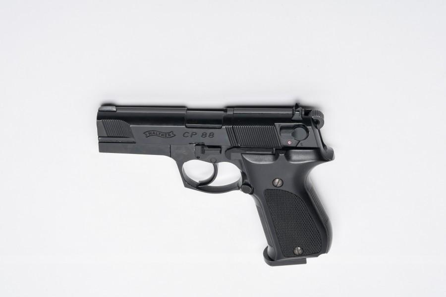 CO2 Pistole Walther CP88 standard schwarz