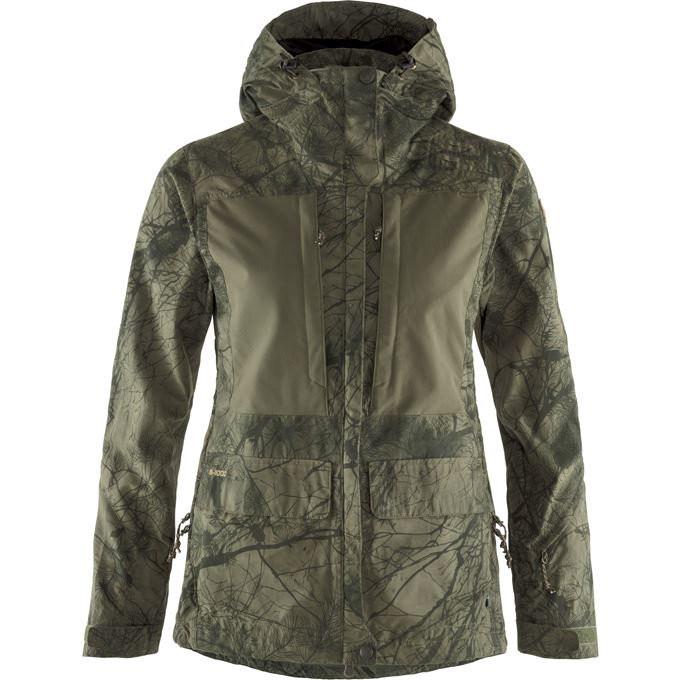 Fjäll Räven Damen Lappland Hybrid Jacket
