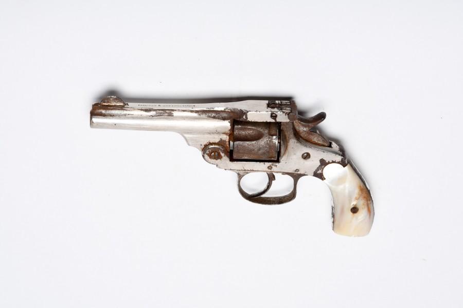 Revolver Francesco Alberdi - Eibar