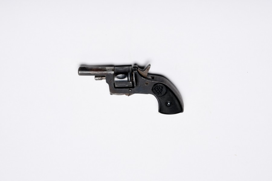 Revolver Beretta (nicht schussfähig)