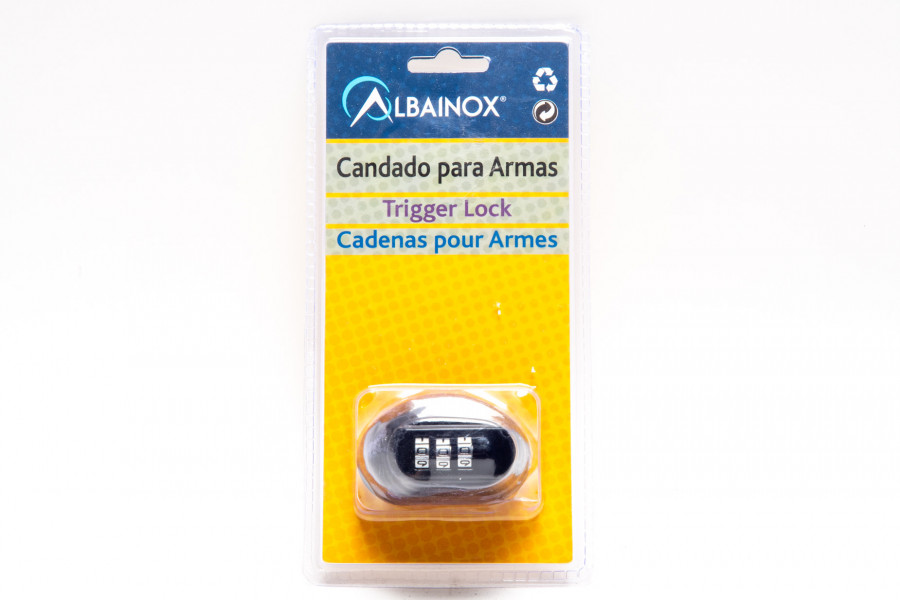 Albainox Abzugschloß Trigger Lock