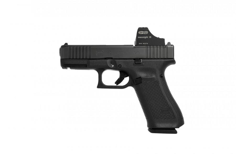 Glock 45 Generation 5 MOS FS