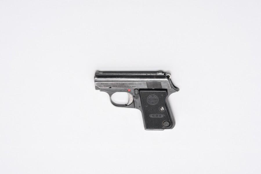 Pistole Astra CUB