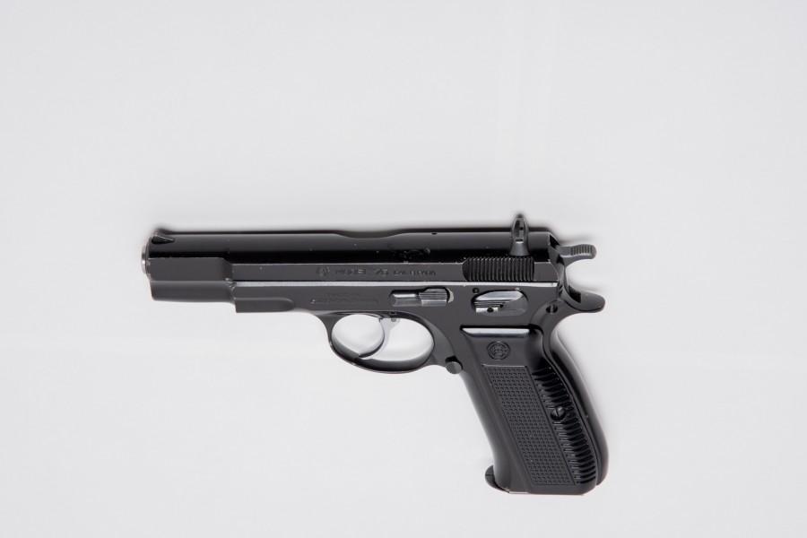 Pistole CZ Mod. 75