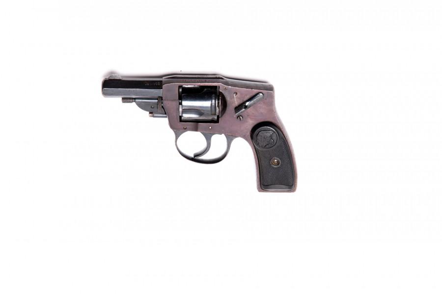 Revolver Arminius Zella Mehlis