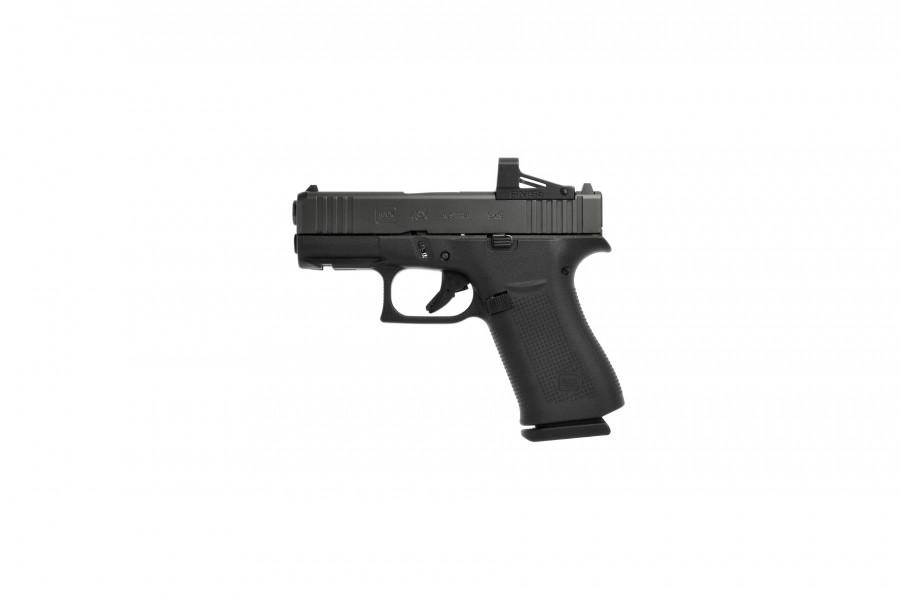 Pistole Glock 43 X MOS Shield Combo
