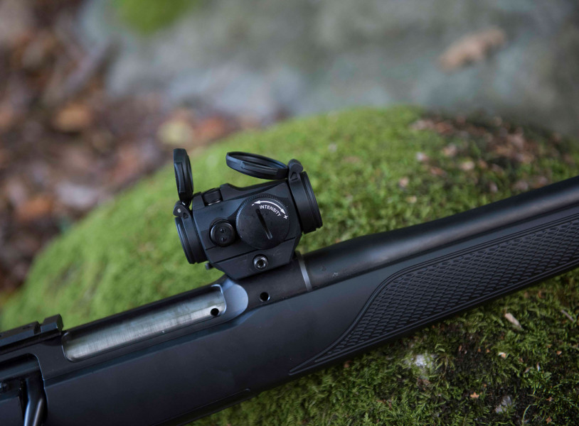 Aimpoint Micro H-2 2MOA mit Weaver Montage