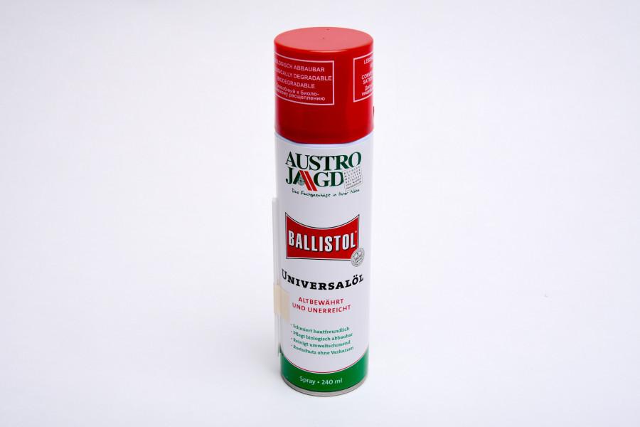 Waffenöl Ballistol / Spray