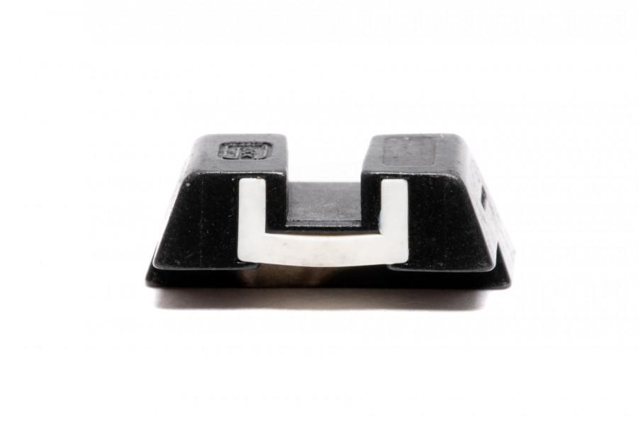 Kimme Glock 42/43 Slim Stahl 6,5mm