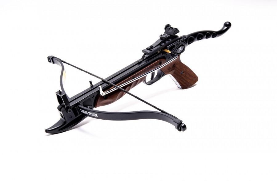 NXG Pistolenarmbrust Cobra Wood Camo 80 lbs