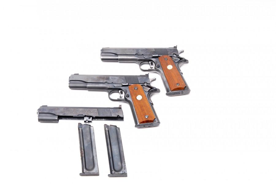 Pistole Colt National Match Kombo