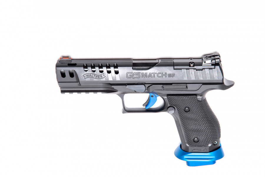 Pistole Walther Q5 Match SF Champion 5 Zoll