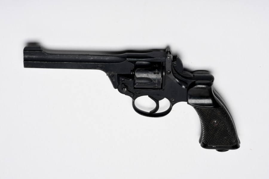 Revolver Webley & Scott