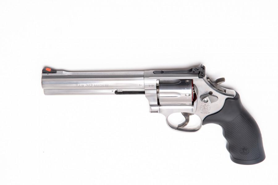 Revolver Smith & Wesson 686 6 Zoll Plus