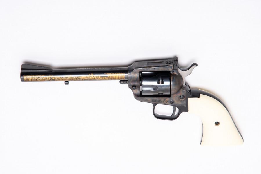 "Revolver Colt ""Kit Carson"""