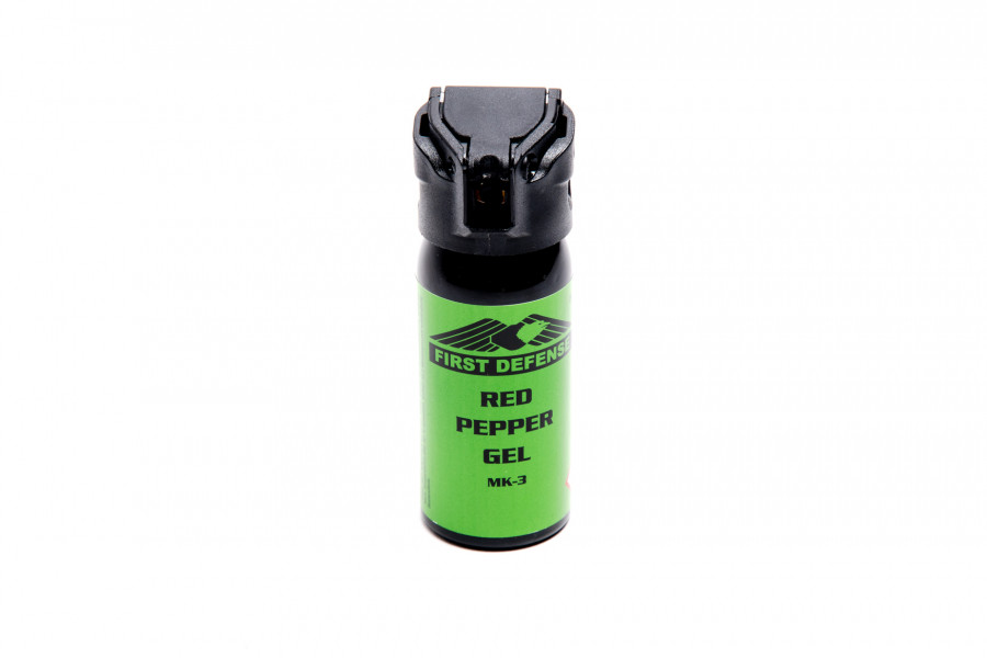 First Defense Pfefferspray MK 3 Gel 50 ml