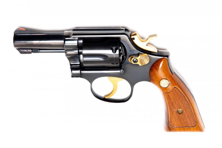 Revolver Smith & Wesson, Mod. 10-7