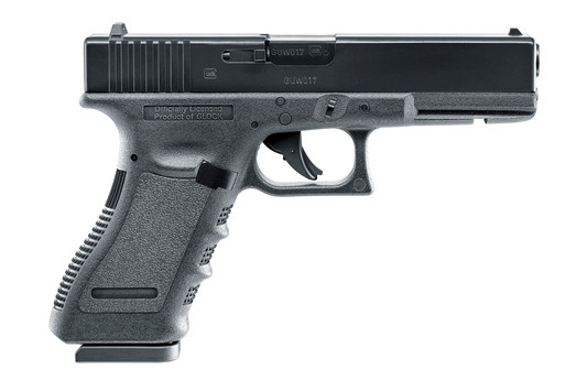 Glock 17 Gen 3 BB / Diabolo Blowback