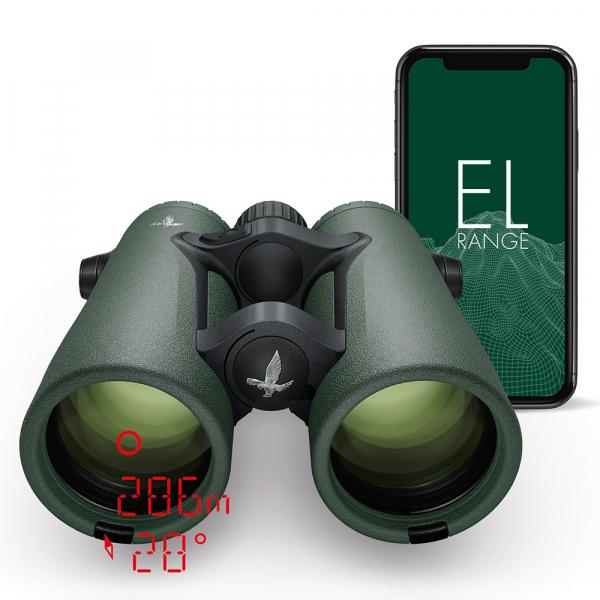 Swarovski EL RANGE 10X42 TA grün