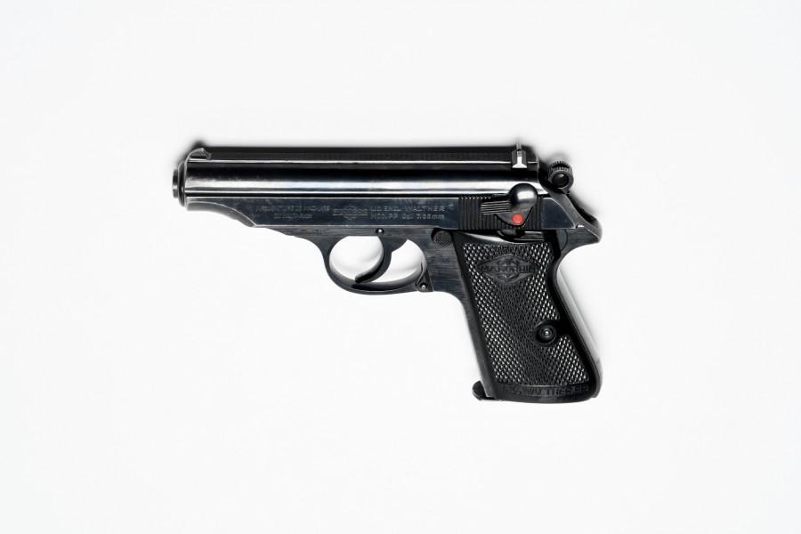 Pistole Manurhin PP